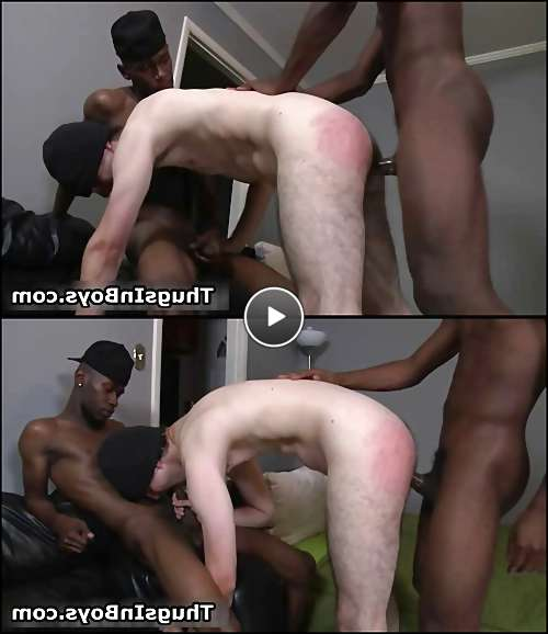 interracial white ass video